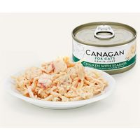 Canagan Chicken With Seabass - Cat Can 75g