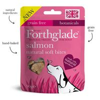 Forthglade Soft Salmon Treats - For Dogs