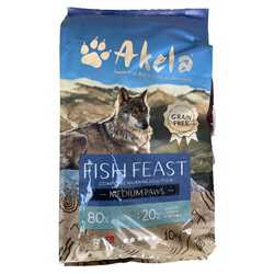 Akela Fish Feast - Big Paws - For Working Dogs