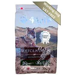Akela Suffolk Duck - Medium Paws - For Working Dogs