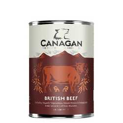 Canagan British Beef - Wet Food - For Dogs - 400g