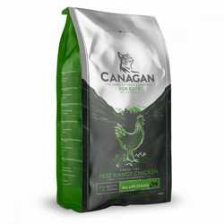 Canagan Free-Run Chicken - Dry Food - For Cats
