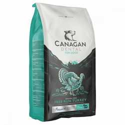 Canagan Free-Run Turkey Dental - Dry Food - For Dogs