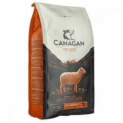Canagan Grass Feed Lamb For Dogs