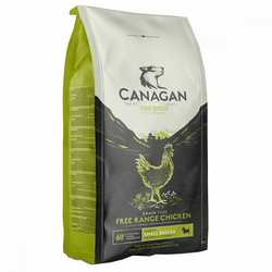 Canagan Small Breed Free-Run Chicken - Dry Food - For Dogs
