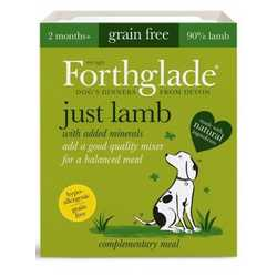 Forthglade Just Lamb - Wet Food - For Dogs