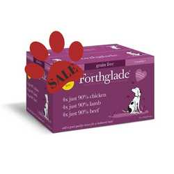 Forthglade Just variety pack - Wet Food - For Dogs