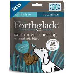 Forthglade Salmon With Herring - Soft Treats - For Dogs