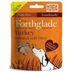 Forthglade Soft Turkey Treats - For Dogs
