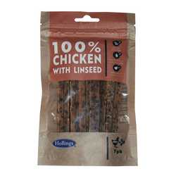 Hollings Chicken With Linseed Bars - 7pk
