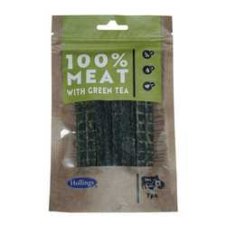 Hollings Meat With Green Tea Bars - 7pk