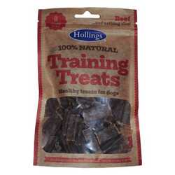 Hollings Training Treats Beef - 75g