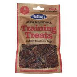 Hollings Training Treats Duck - 75g