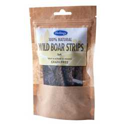 Hollings - Wild Boar Strips - 5Pk