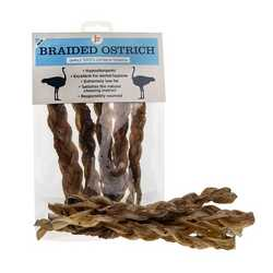 JR Pet Products - Braided Ostrich Tendon
