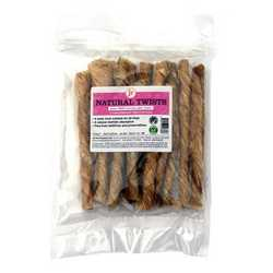 JR Pet Products - Natural Twists - 100g