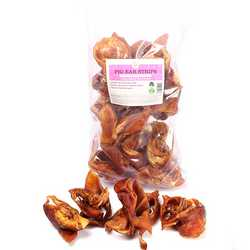 JR Pet Products - Pig Ear Strips- 500g