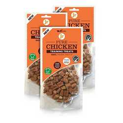 JR Pet Products - Pure Chicken Training Treats - 85g