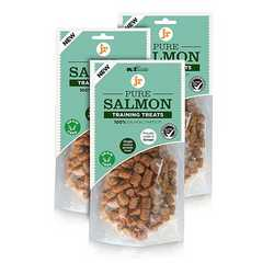 JR Pet Products - Pure Salmon Training Treats - 85g