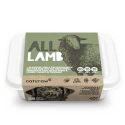 Naturaw All Lamb - Raw Food - For Working Dogs - 500g