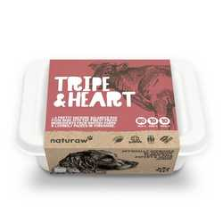 Naturaw Tripe & Heart - Raw Food - For Working Dogs - 500g