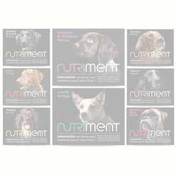 Nutriment 10kg Bundle - Raw Food - For Working dogs