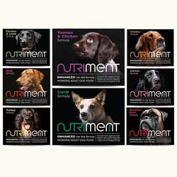 Nutriment 5kg Bundle - Raw Food - For Working dogs