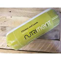 Nutriment Chicken & Lamb Formula - Raw Food - For Working Dogs - 1.4kg