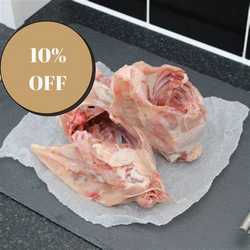 Nutriment Chicken Carcasses - Raw - For Dogs -  700g