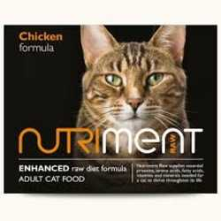 Nutriment Chicken Formula - Raw Food - For Cats - 500g