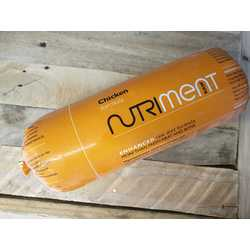 Nutriment Chicken Formula - Raw Food - For Working Dogs - 1.4kg