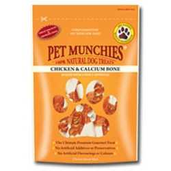 Pet Munchies Chicken & Calcium Bones