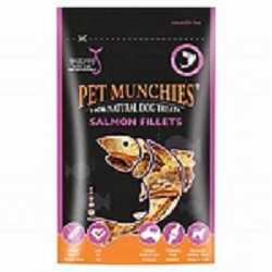 Pet Munchies Salmon Fillets