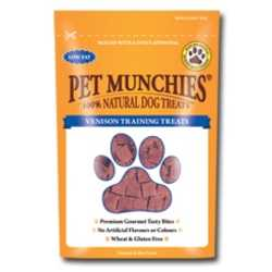 Pet Munchies Venison Training Treats