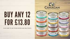 Canagan Cat food deal