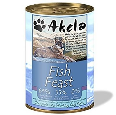 Akela Fish Feast