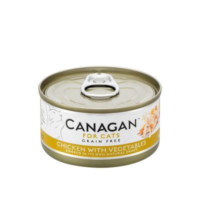 Canagan Chicken With Vegetables - Cat Can