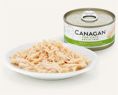 Canagan Fresh Chicken - Cat Can 75g