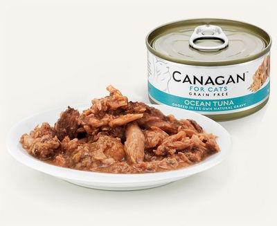 Canagan Ocean Tuna - Cat Can  75g