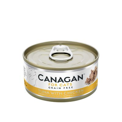 Canagan Tuna With Chicken - Cat Can