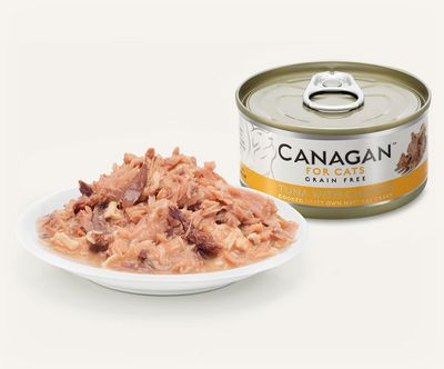 Canagan Tuna With Chicken - Cat Can 75g
