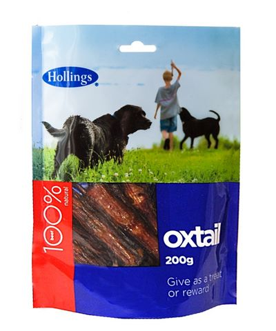 Hollings 100% Natural Oxtail - 200g