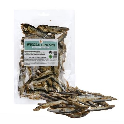 JR Pet Products - Dried Whole Baltic Sprats