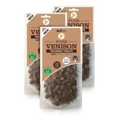 JR Pet Products - Pure Venison Training Treats - 85g