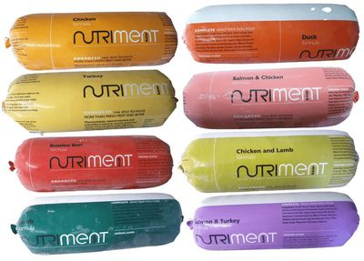 Nutriment 19.6kg Bundle - Raw Food - For Working dogs