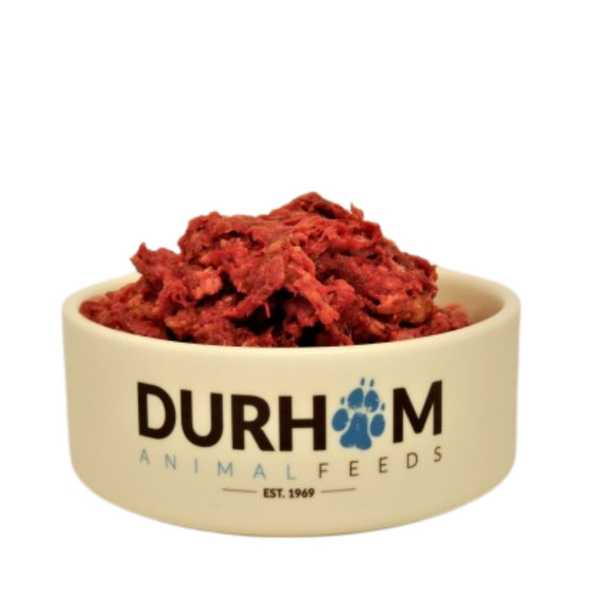 DAF Meaty Mince  - Raw Food - Working Dogs - 454g