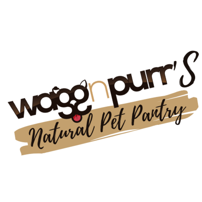 Wagg N Purr's Natural pet pantry logo